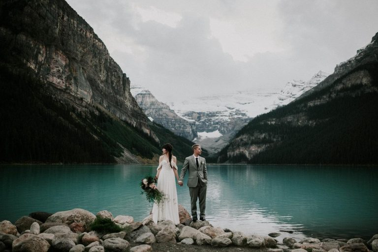 Say 'I Do' In A More Romantic And Inspiring Spot