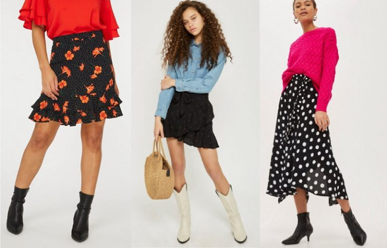 The Best Skirt for you from The Luxury Closet