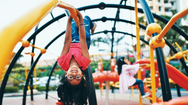 All the Equipment Your Kid's Playground Needs