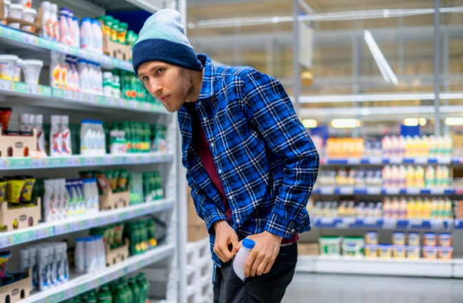 SHOPLIFTING AND ITS CONSEQUENCES