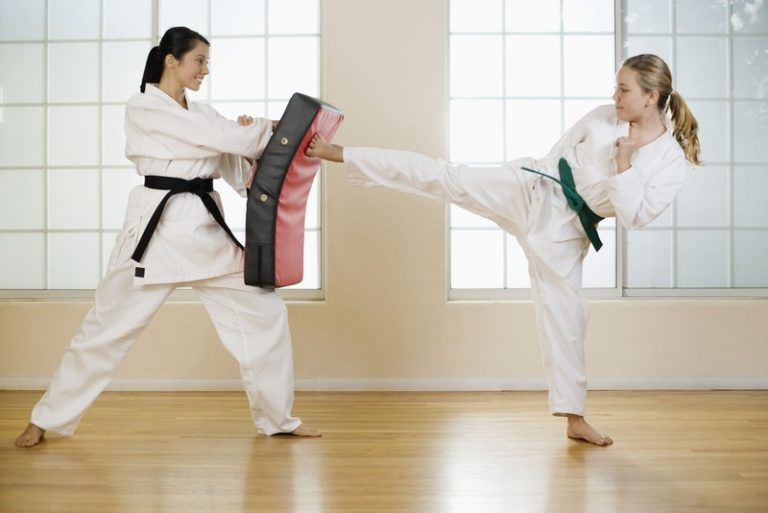 Learning Aikido at a Young Age