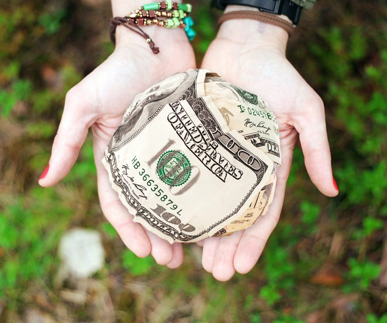 Giving to Charity Is Good for You. Here's Why!