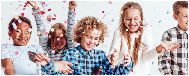 4 Fun Children's Birthday Party Ideas