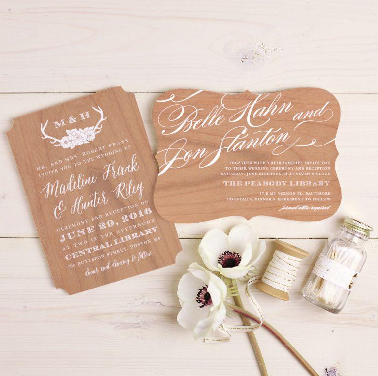 Create your own beautiful wedding invite