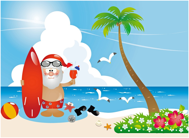 How to Have a Very Merry Tropical Christmas This Year
